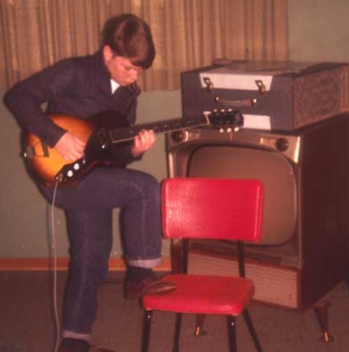 John Lake Music lesson childhood